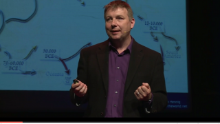 Danny Dorling: Maps that show us who we are (not just where we are)