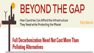 Full Decarbonization Need Not Cost More Than Polluting Alternatives