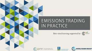 Emissions Trading in Practice