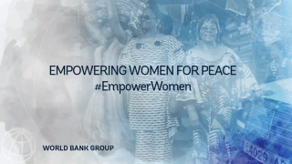Empowering Women for Peace: How to Enable Women's Entrepreneurship and Economic Inclusion in Conflict-Affected and Forced Displacement Settings