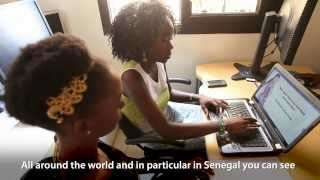 Equal Skills, Equal Rights: Empowering Senegalese Women through High Tech