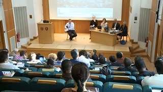 The Flexible City - Challenges for Urban Research Roundtable: Comments and Q&A Panel