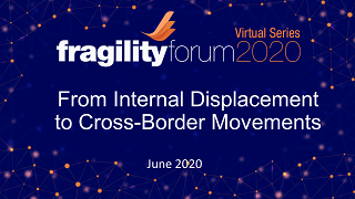 From Internal Displacement to Cross-Border Movements