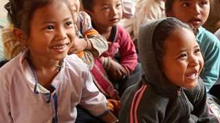 Spotlight: How to Learn On a Full Stomach in Laos
