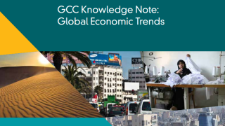 GCC Knowledge Note : Global Economic Trends