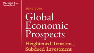 Global Economic Prospects: Heightened Tensions, Subdued Investment