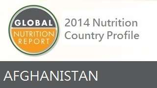 IFPRI Global Nutrition Country Profile: Afghanistan