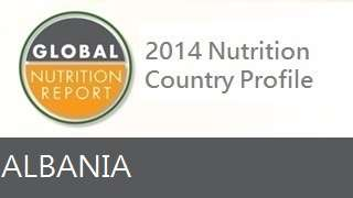 IFPRI Global Nutrition Country Profile: Albania