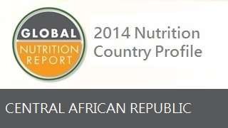 IFPRI Global Nutrition Country Profile: Central African Republic