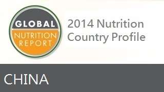 IFPRI Global Nutrition Country Profile: China