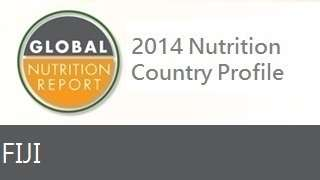 IFPRI Global Nutrition Country Profile: Fiji