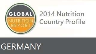IFPRI Global Nutrition Country Profile: Germany