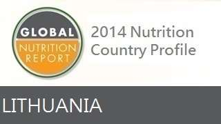 IFPRI Global Nutrition Country Profile: Lithuania