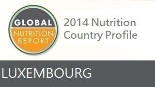 IFPRI Global Nutrition Country Profile: Luxembourg