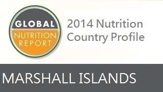 IFPRI Global Nutrition Country Profile: Marshall Islands