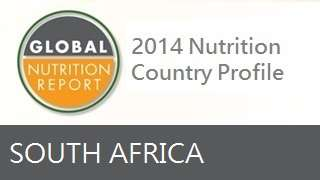 IFPRI Global Nutrition Country Profile: South Africa