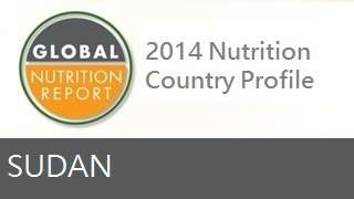 IFPRI Global Nutrition Country Profile: Sudan