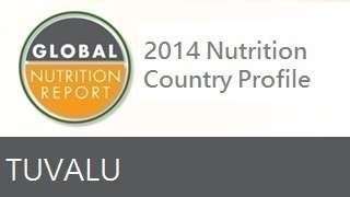IFPRI Global Nutrition Country Profile: Tuvalu