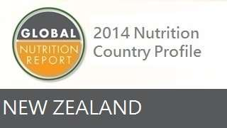 IFPRI Global Nutrition Country Profile: New Zealand