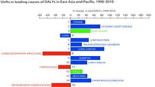 Global Burden of Disease: Generating Evidence, Guiding Policy Main Findings from East Asia and Pacific Regional Edition