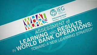 Can the World Bank Create a Culture of Learning and Results?