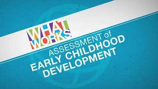 World Bank Group's support for Early Childhood Development