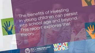 The Benefits of Investing in Young Children