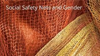 Social Safety Nets and Gender