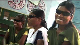 A New Beginning for Visually Impaired Girls in India