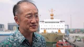 Working with Indonesia to Strengthen a Maritime Economy