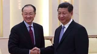 World Bank's Jim Yong Kim: Wealthier China Determined to be Healthier China - Video