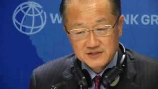 World Bank Group's Jim Yong Kim: Helping Vietnam Seek Paths to Higher Economic Growth - Video