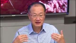 Jim Yong Kim to Vietnamese Youth: What's Your Plan to Tackle Climate Change?
