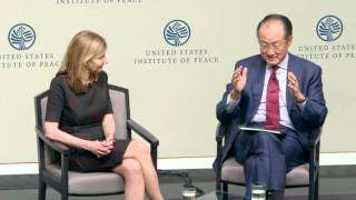 Jim Kim: A good position on migrants? How about 'open arms.'