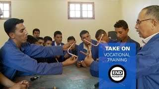 Take On Job Training in Morocco