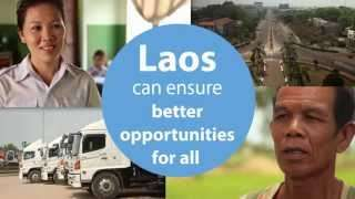 What Does it Take to Create More and Better Jobs in Laos?