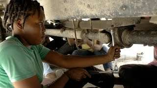 Jobs for Women: Putting a Wrench in Haitian Stereotypes