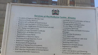 Citizen Service Centers in Kenya : The Role of Huduma Centers in Advancing Citizen-Centered Service Delivery in a Context of Devolution and Digitization