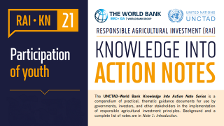 RAI Knowledge Into Action Notes: Participation of Youth