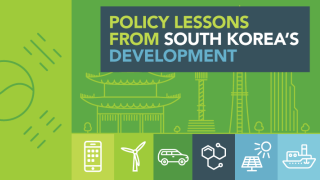 Policy Lessons from Korea's Development