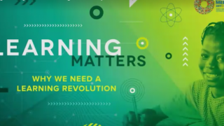 Learning Matters: Why We Need A Learning Revolution