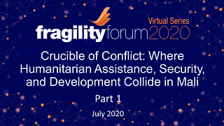 Crucible of Conflict: Where Humanitarian Assistance, Security, and Development Collide in Mali - Part 1