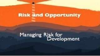 Managing Risk MOOC - Households are the first line of support to confront risk and pursue opportunities