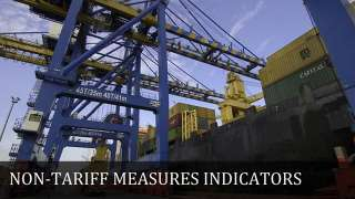 Non-Tariff Measures Indicators Banner