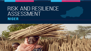 Risk and Resilience Assessment Niger
