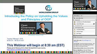 OGP Response Policy: Upholding Values and Principles of OGP