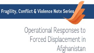 Operational Responses to Force Displacement in Afghanistan