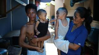 Output-Based Aid in the Philippines: Public Health Project