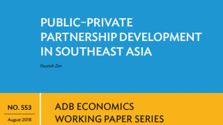 Public–Private Partnership Development in Southeast Asia