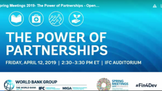 The Power of Partnerships: Mobilizing Finance and Unlocking Private Sector Solutions